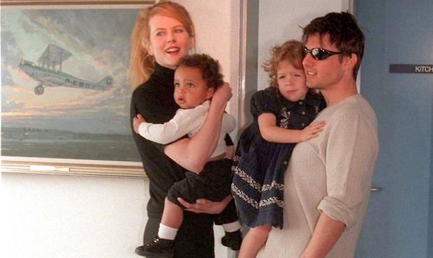 Кэти Холмс: «Том нанес психологическую травму нашей дочери» (фото 4)