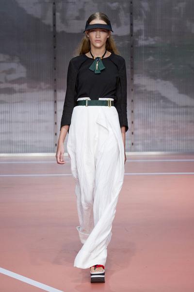 На Неделе моды в Милане прошел показ бренда Marni