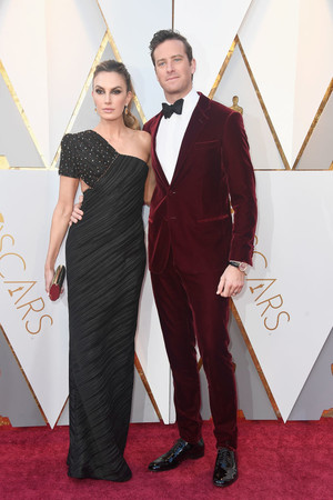 Рука об руку: самые красивые пары «Оскара-2018» (фото 4)