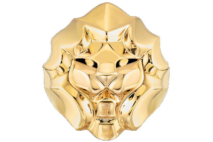 Кольцо Lion