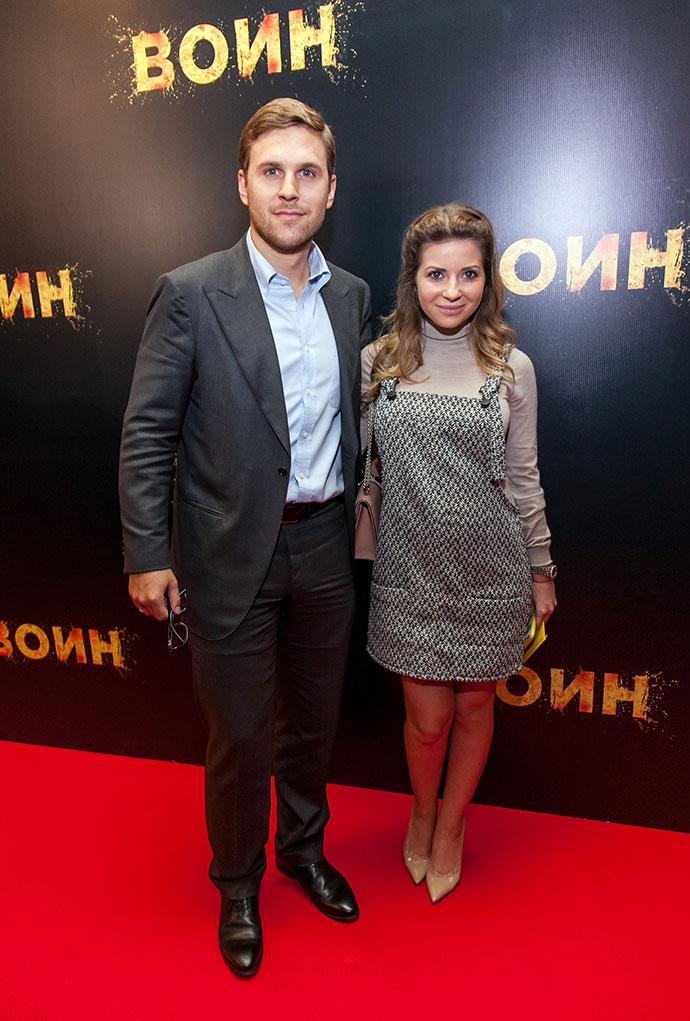 Петр Максаков и Галина Юдашкина фото