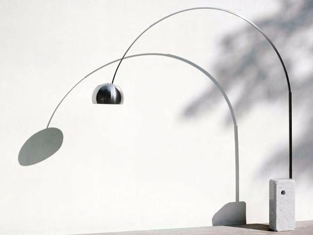 Культовый объект: светильник Arco братьев Кастильони (фото 4)