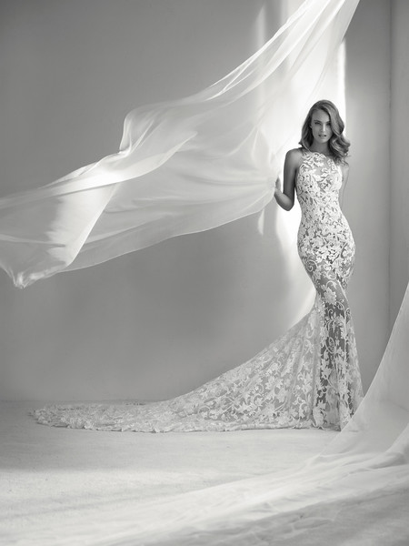 25 платьев мечты для невест из новой коллекции Pronovias | галерея [1] фото [2]