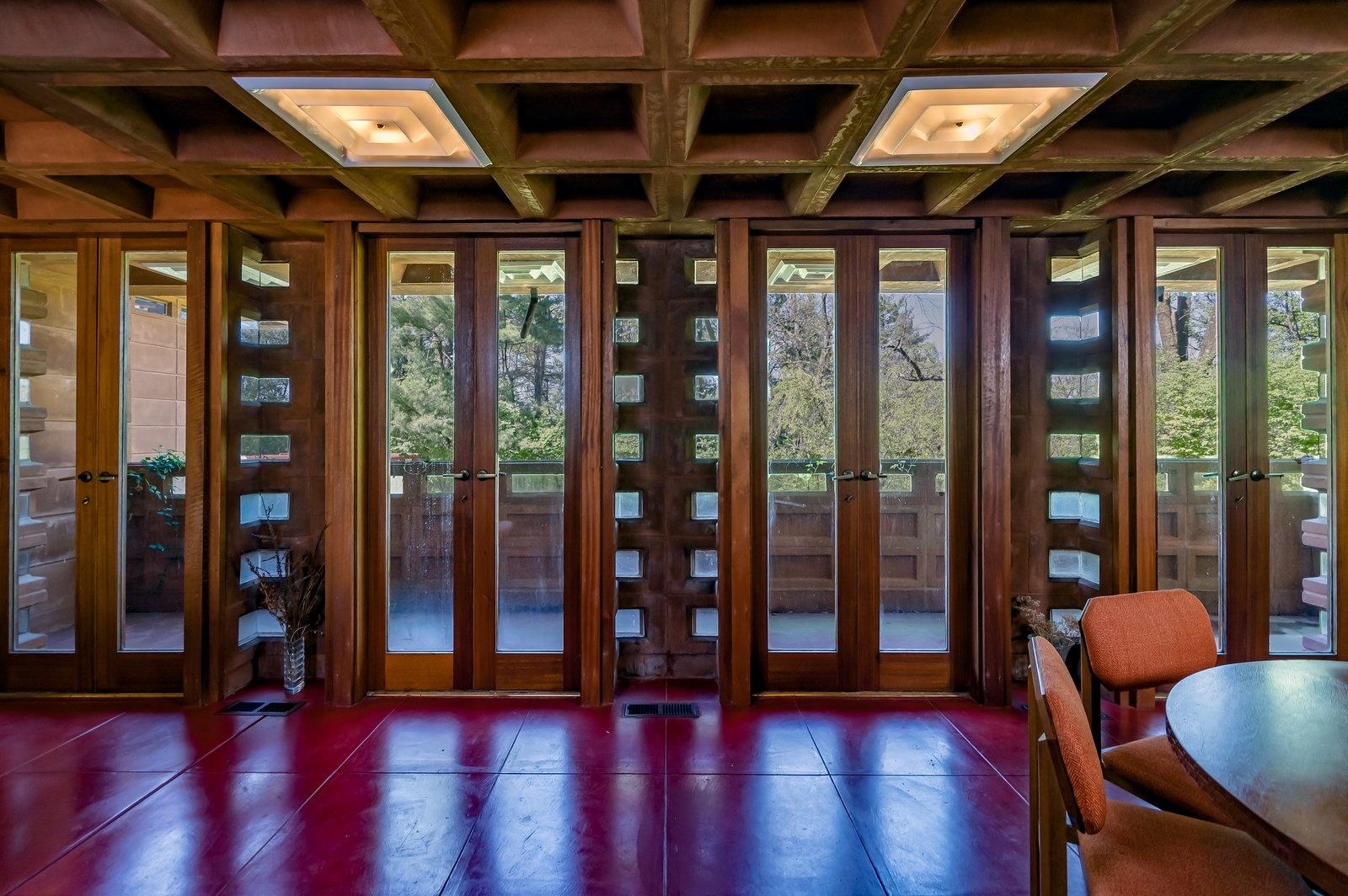 В Сент-Луисе продается дом по проекту Фрэнка Ллойда Райта (галерея 11, фото 0)