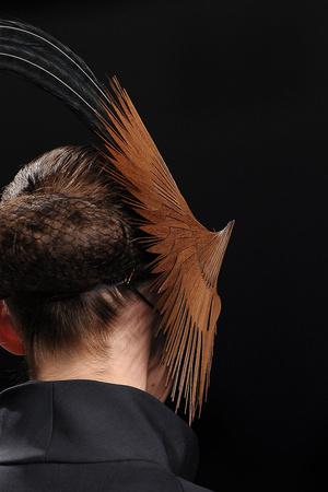 Показ Corrie Nielsen коллекции сезона Осень-зима 2012-2013 года Prêt-à-porter - www.elle.ru - Подиум - фото 351022