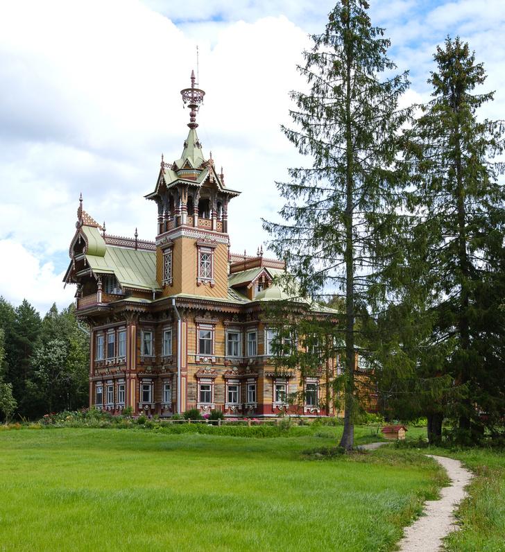 Отель-музей Асташово: настоящий русский терем XIX века (фото 0)