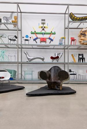 Выставка Рона Арада (фото 2)