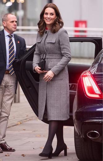 Кейт Миддлтон и принц Уильям в Манчестере (фото 3)
