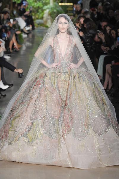 Лучшие свадебные платья из кутюрных коллекций | галерея [1] фото [4]