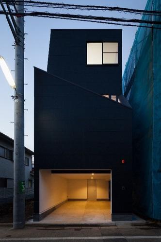 Тонкости архитектуры: японские микродома (фото 10.1)