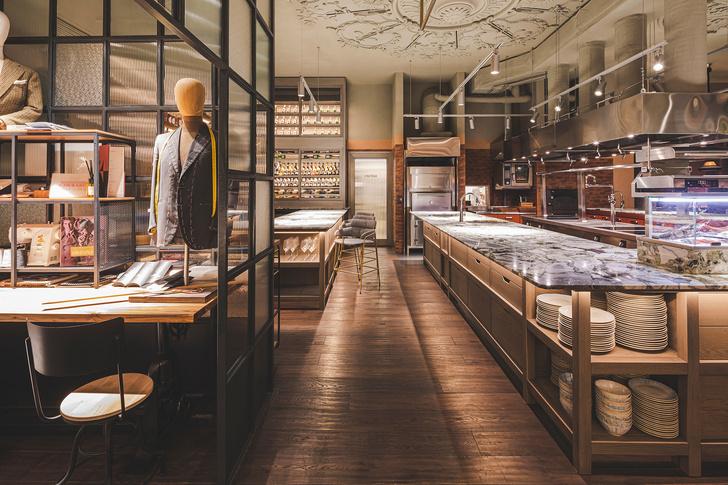 Ресторан Sartoria Lamberti: новый проект Юны Мегре (фото 7)