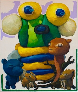 Питер Опхайм в Askeri Gallery (фото 2)