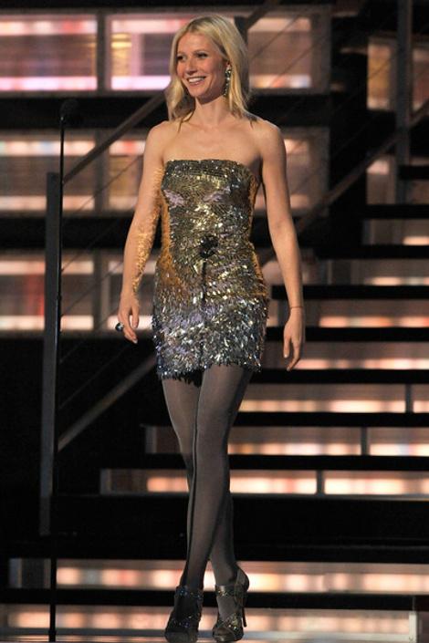 Гвинет Пэлтроу в Versace