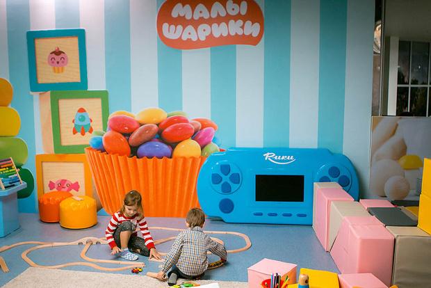 Развивающая площадка для малышей «Малышарики» в Мастерславле