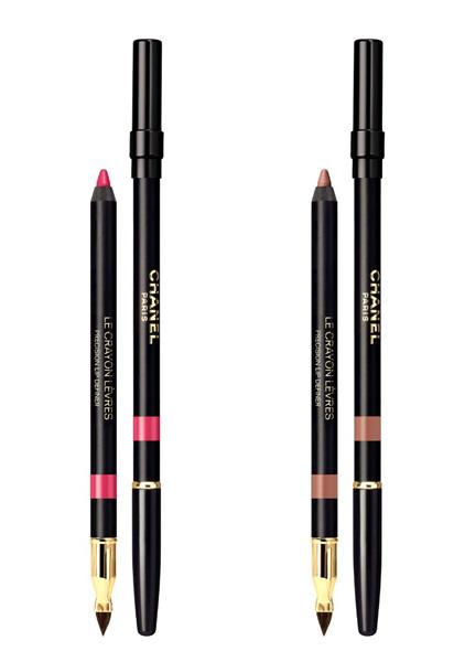Le Crayon Lèvres: оттенки Fuchsia и Natural
