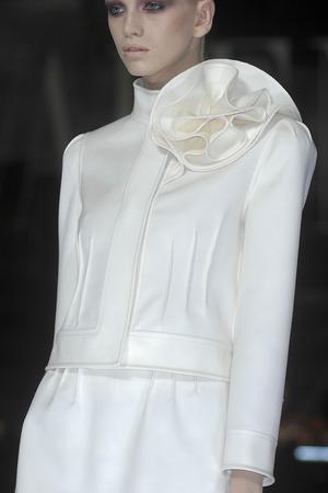 Показ Valentino коллекции сезона Весна-лето 2009 года haute couture - www.elle.ru - Подиум - фото 86990
