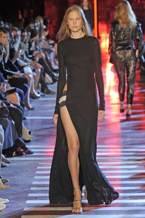 Показ Alexandre Vauthier коллекции сезона Осень-зима 2014-2015 года Haute couture - www.elle.ru - Подиум - фото 585225