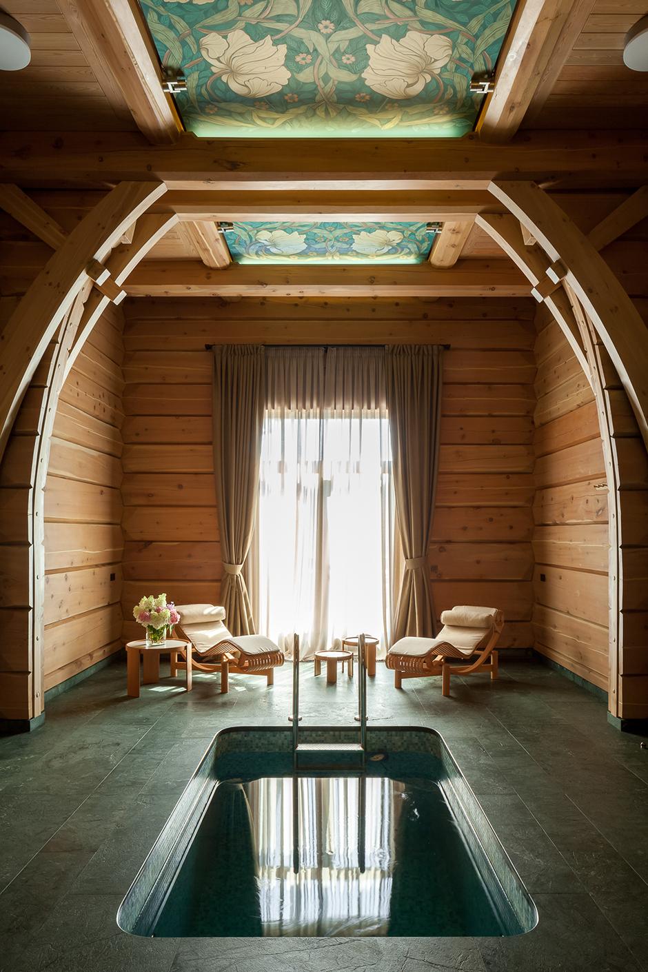 Дизайнерские бани и сауны: 15 проектов (галерея 1, фото 0)