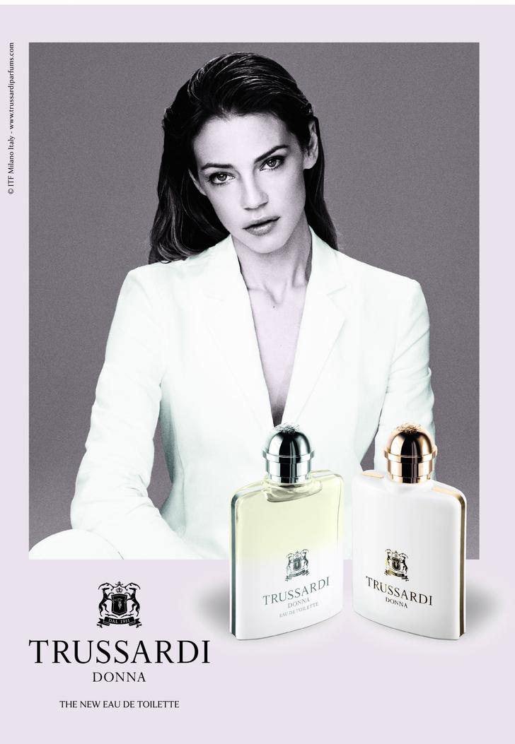 Перечитывая классику: вышел новый аромат Trussardi Donna