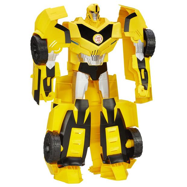 Трансформер Transformers супер-мега-Бамблби