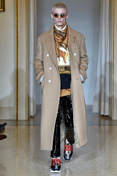 Главное, что случилось на Неделе мужской моды в Милане (галерея 7, фото 0)