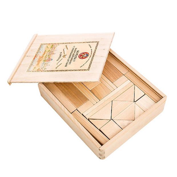Деревянный конструктор «Березка»