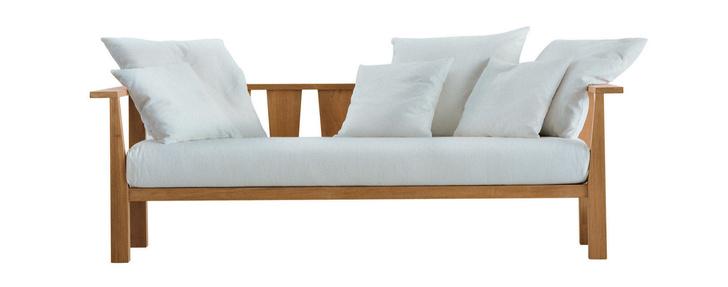 Хорошо сидим: 15 дизайнерских скамеек для дачи (фото 11)