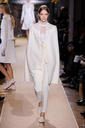 Показ Valentino коллекции сезона Весна-лето 2012 года Haute couture - www.elle.ru - Подиум - фото 332714