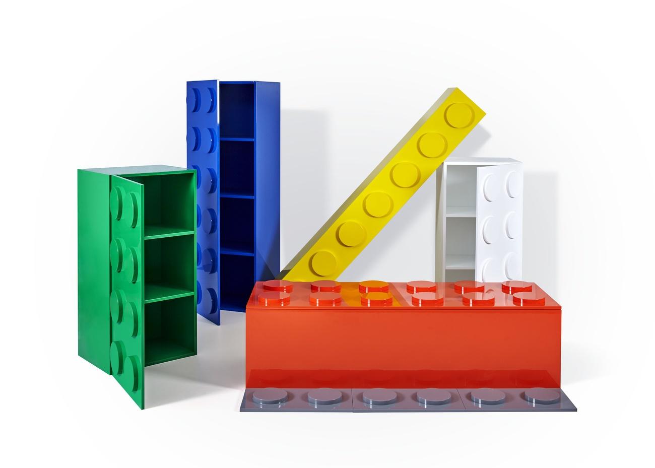 Система хранения Bricks   галерея [1] фото [2]