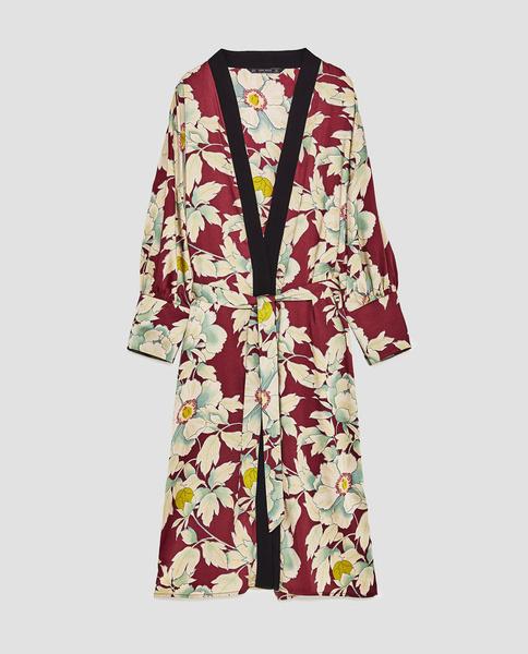 10 роскошных шелковых пижам, в которых можно выйти в свет | галерея [1] фото [10]