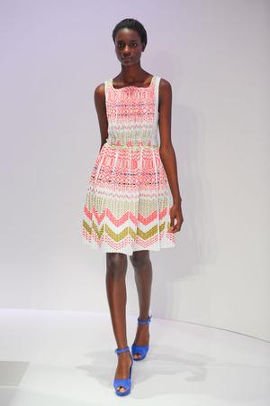 Показы мод Carven Весна-лето 2012 | Подиум на ELLE - Подиум - фото 1837
