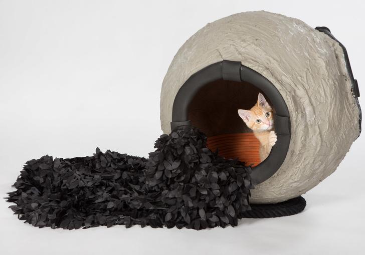 Топ-30: дизайнерские предметы для животных (фото 18)