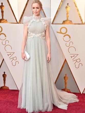 «Оскар-2018»: самые романтичные образы церемонии (фото 6)