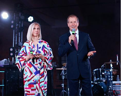 Marie Claire отпраздновал свое 20-летие в России | галерея [1] фото [2]