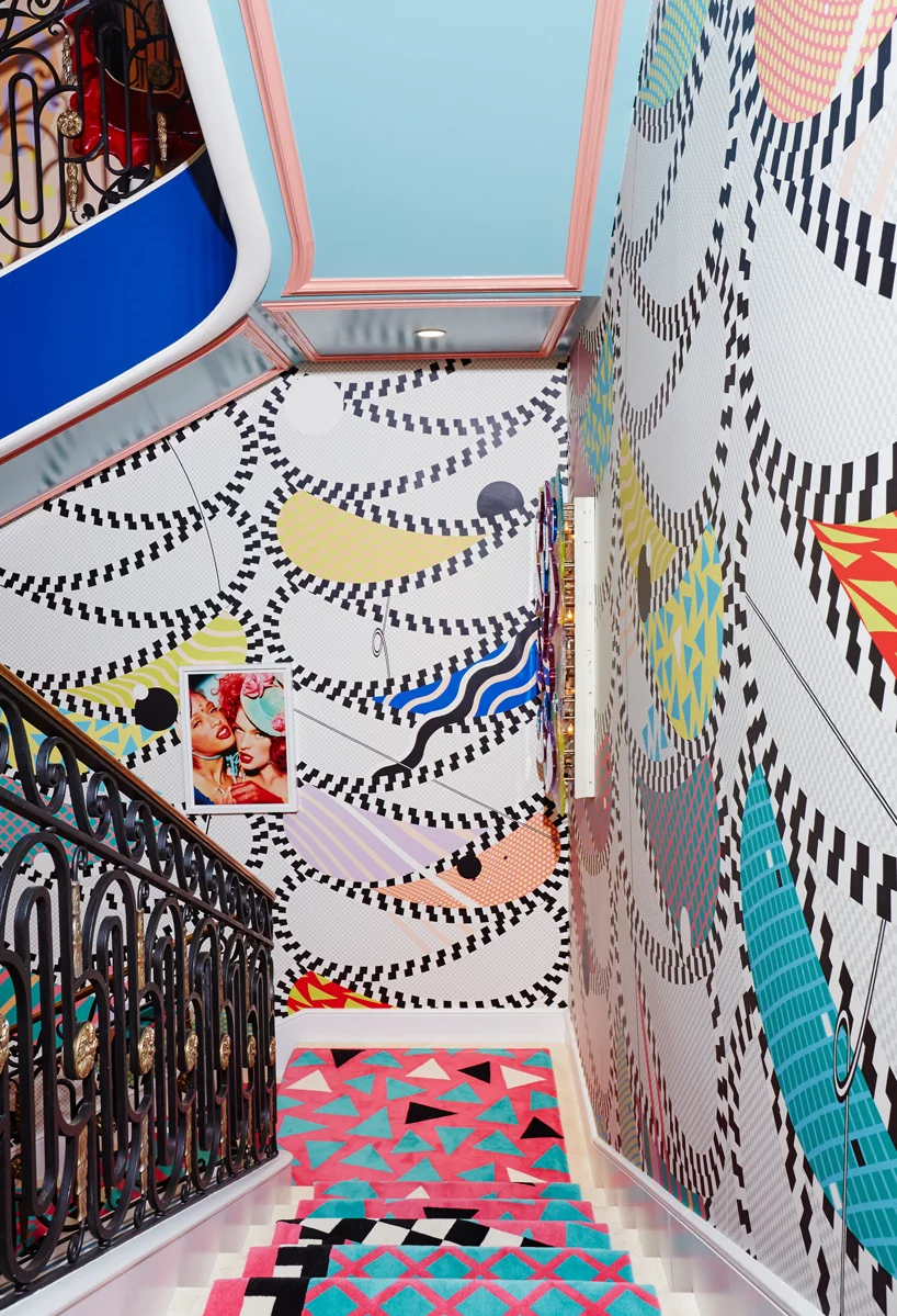 Хит-парад: самые необычные дизайнерские лестницы (галерея 3, фото 3)