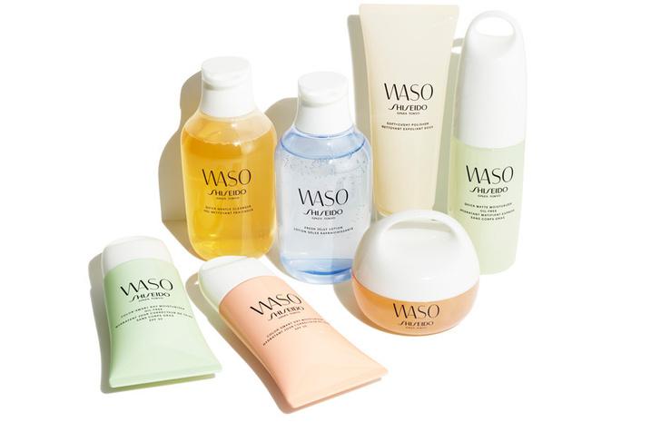 Waso от Shiseido