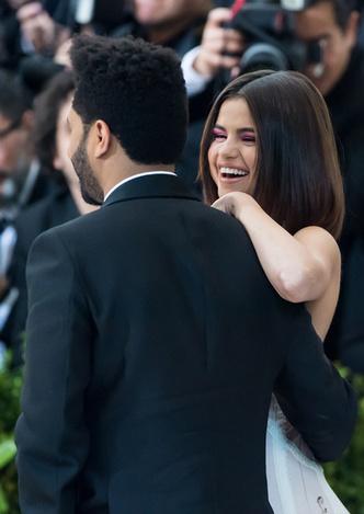 The Weeknd и Селена Гомес фото