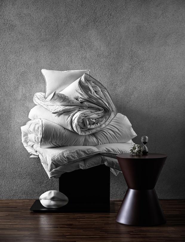 На сон грядущий: текстиль Frette для спальни (фото 2)