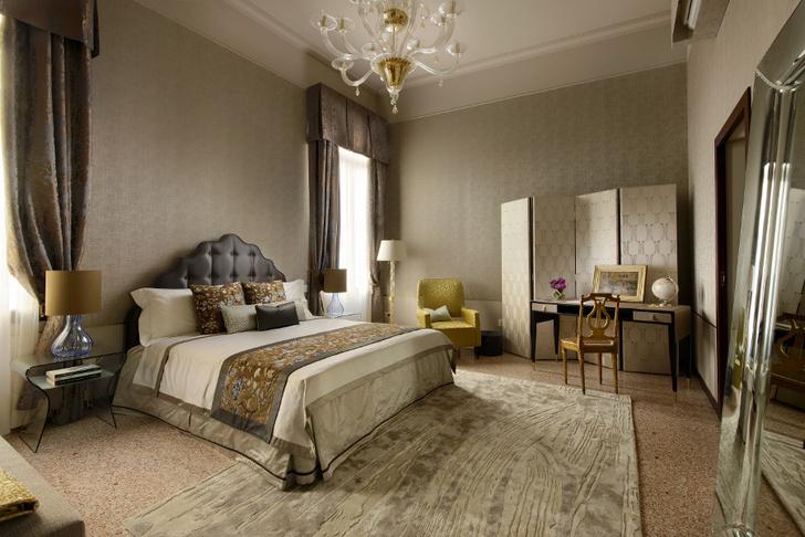 Новые апартаменты в палаццо Garzoni Moro