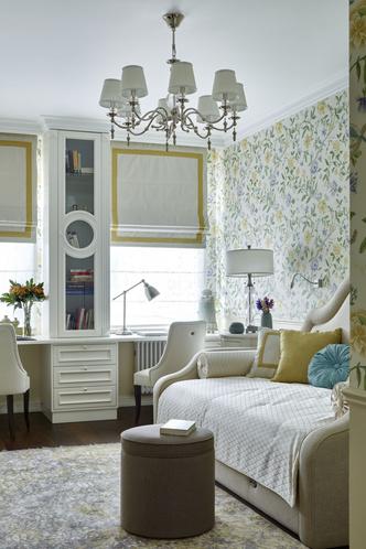 Американская классика: квартира в Москве 115 м² (фото 13.2)