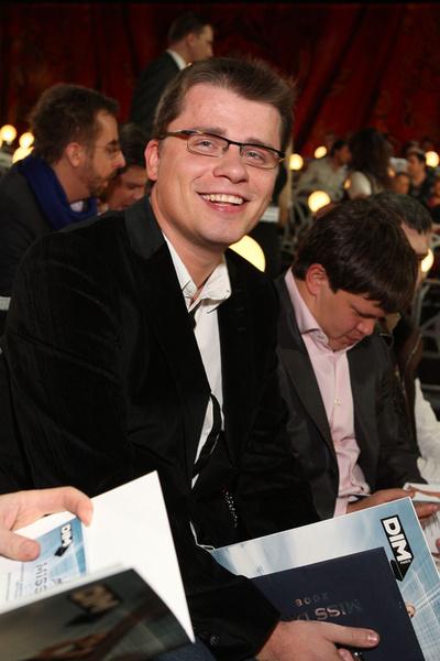 Член жюри Гарик Бульдог-Харламов