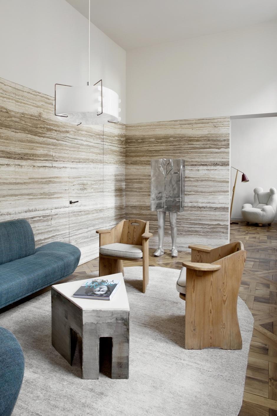 Тренды 2019 года: мебельная мода (фото 15)