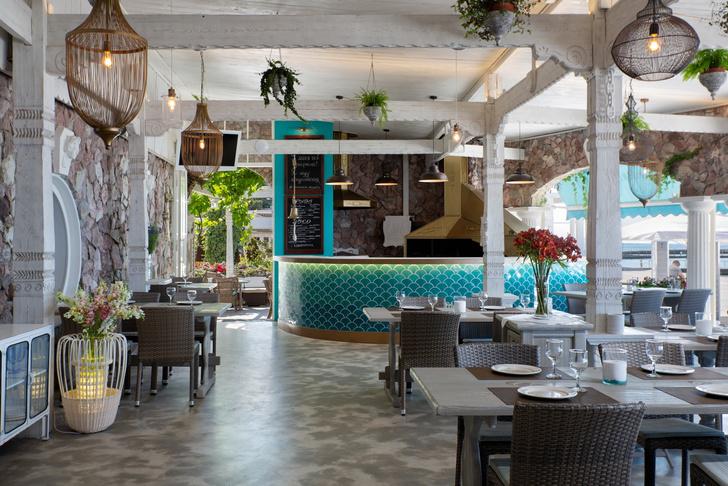 """Ресторан """"Дионис"""": возрождение легенды на побережье Черного моря (фото 5)"""