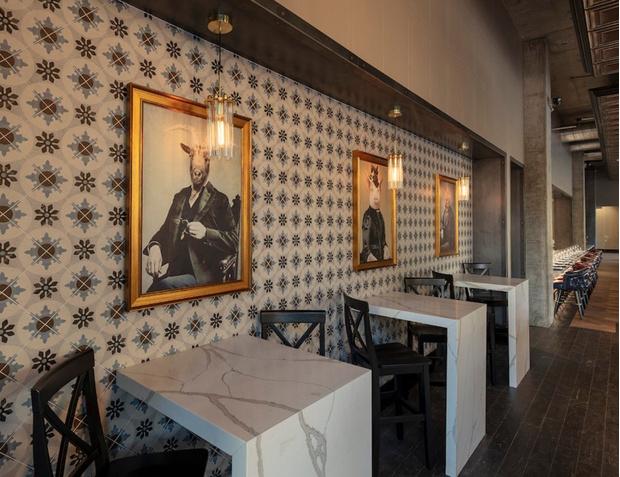 Ресторан «с британским акцентом» в Калифорнии (фото 5)