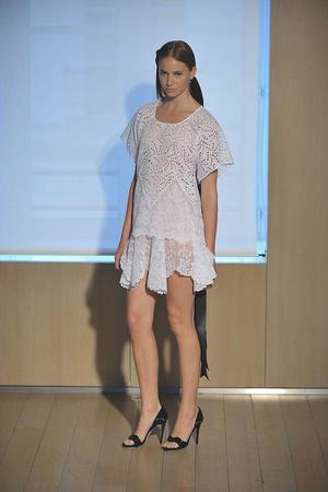 Показ Alexis Mabille коллекции сезона Осень-зима 2009-2010 года haute couture - www.elle.ru - Подиум - фото 87111