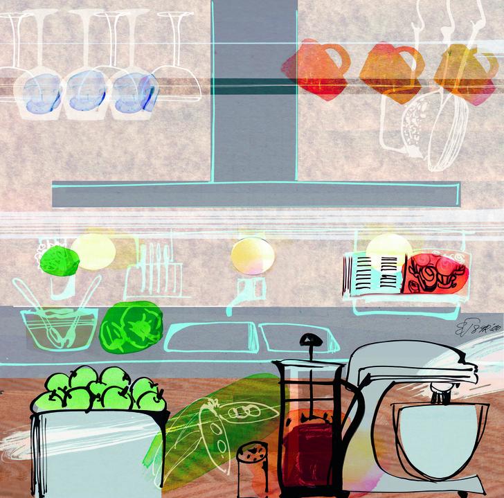 Дизайн кухни: 20 типичных ошибок (фото 1)