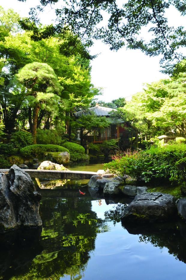 Топ-10 отелей с садами (фото 16)