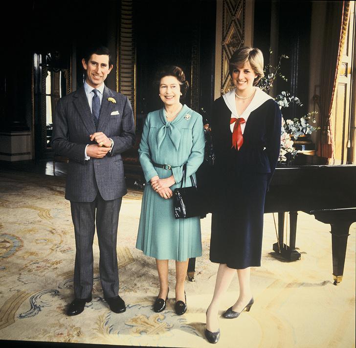 Принцесса Диана – от Букингемского дворца до отеля Ritz фото [4]