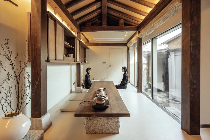 Гостевой дом Nuwa в Сеуле по проекту студии Z_Lab (фото 0)