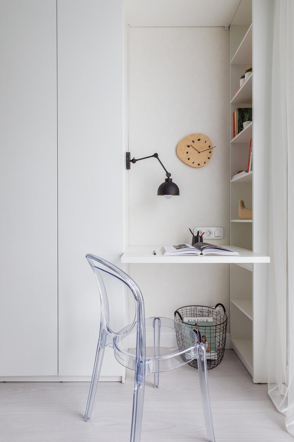 Домашние кабинеты: 30 вариантов оформления (галерея 0, фото 4)